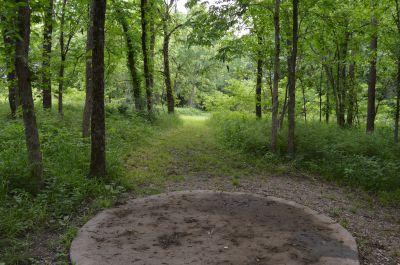 Paradise Point, Beaver Creek, Hole 12 Tee pad