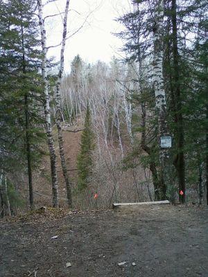 Mont du Lac Recreation, White Cedar, Hole 16