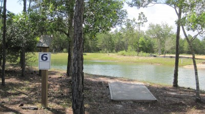 Freeport Regional Sports Complex, Chain Dragon, Hole 6 Tee pad