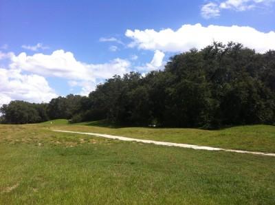 Rock Springs Ridge, Executive Course, Hole 7 Tee pad