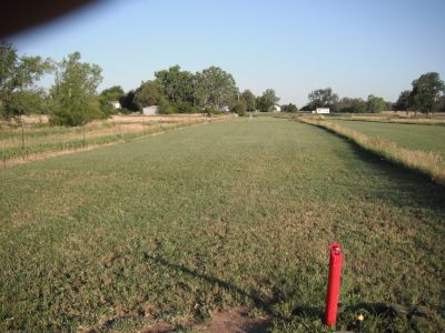 Konen Creek, Main course, Hole 5 Tee pad
