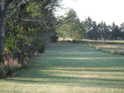 Konen Creek, Main course, Hole 2 Long approach