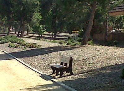 Mountain Pride Park, Main course, Hole 1 Midrange approach
