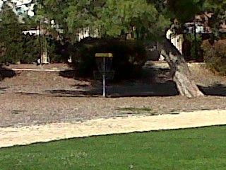 Mountain Pride Park, Main course, Hole 9 Short approach