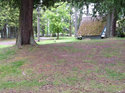Lincoln Park, Main course, Hole 15 Tee pad