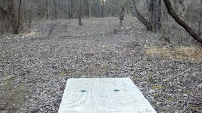 Brighton Recreation Area, Main course, Hole 5 Tee pad