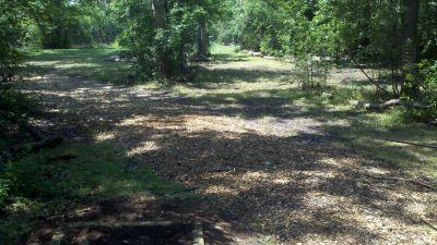 Beverly Park, Beverly Park DGC, Hole 2 Tee pad