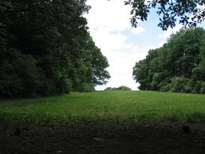 Wickham Park, Main course, Hole 6 Tee pad