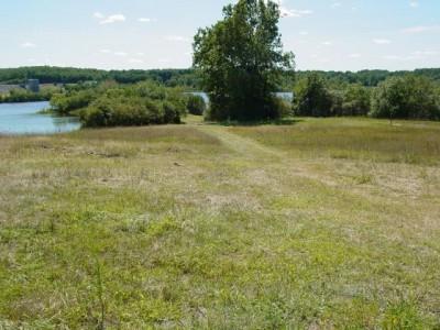 West Thompson Lake, Main course, Hole 16 Tee pad