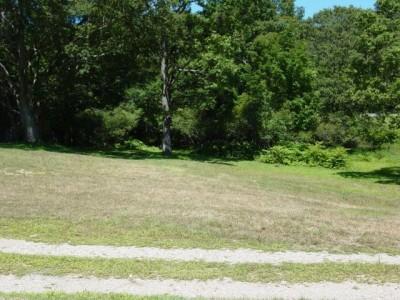 West Thompson Lake, Main course, Hole 5 Tee pad