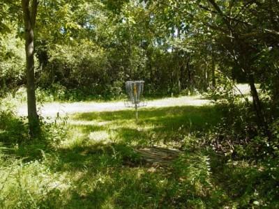 West Thompson Lake, Main course, Hole 18 Putt