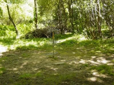 West Thompson Lake, Main course, Hole 3 Putt