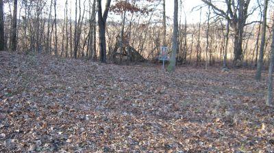Charles Langer Park, Main course, Hole 12 Short approach