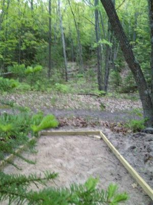 Mt. McSauba Recreation Area, Main course, Hole 7 Long tee pad