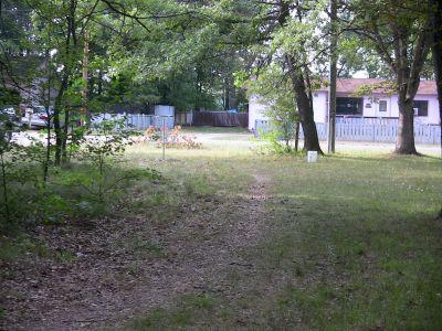 Terrace Park, The Backyard, Hole 20 Midrange approach