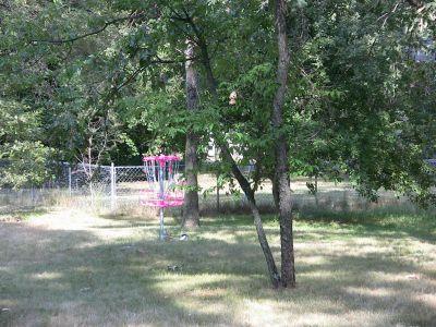 Terrace Park, The Backyard, Hole 2 Midrange approach