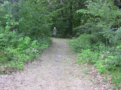 Terrace Park, The Backyard, Hole 19 Long approach