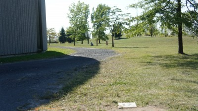 Ile Charron, Parcours Ile Charron (PIC), Hole 17 Long tee pad