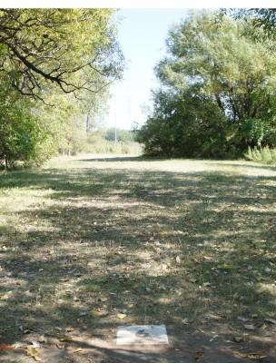 Ile Charron, Parcours Ile Charron (PIC), Hole 6 Long tee pad