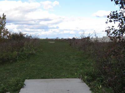 NorthRidge Church, Main course, Hole 5 Long tee pad