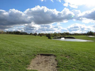 NorthRidge Church, Main course, Hole 12 Tee pad
