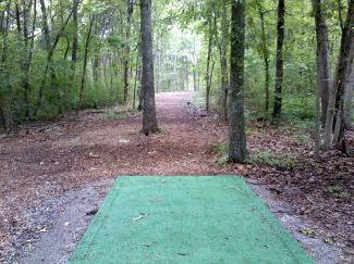 Flying Dragon, Main course, Hole 3 Tee pad