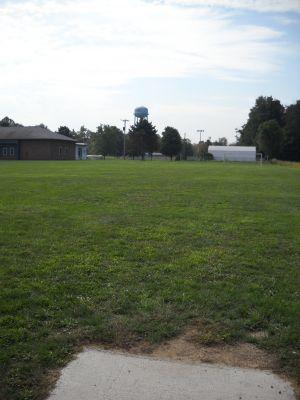 Freeport Park, Main course, Hole 2 Tee pad