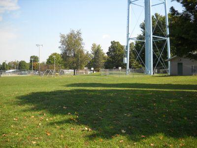 Freeport Park, Main course, Hole 8 Midrange approach