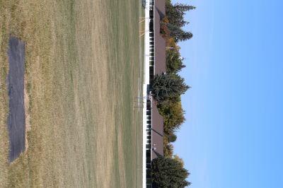 Hazelton DGC, Main course, Hole 6 Tee pad
