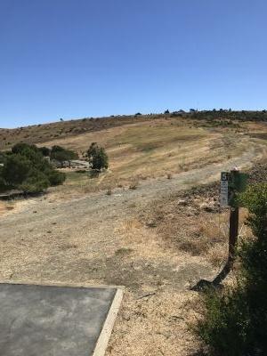Community Park, Main course, Hole 5 Short tee pad