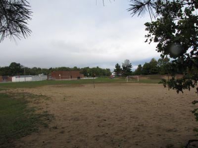 Rama Central Public School, Main course, Hole 7 Tee pad