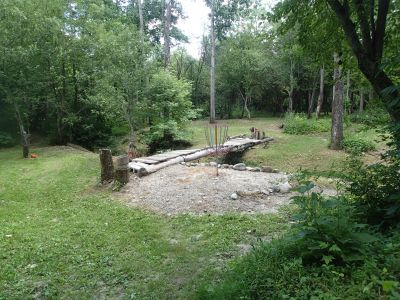 Sage Creek, Sage Creek, Hole 18 Putt