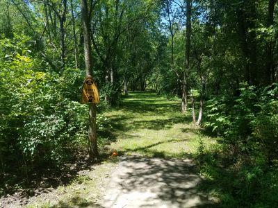 Sage Creek, Sage Creek, Hole 6 Tee pad