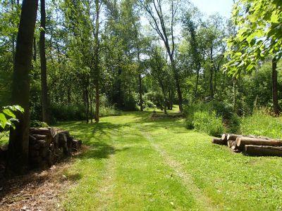 Sage Creek, Sage Creek, Hole 2 Tee pad