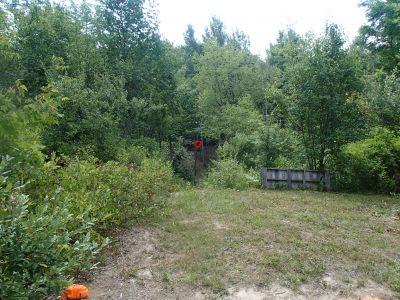 Sage Creek, Sage Creek, Hole 4 Tee pad