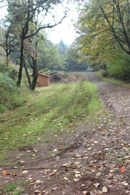 Canyonview Camp, Main course, Hole 17 Tee pad