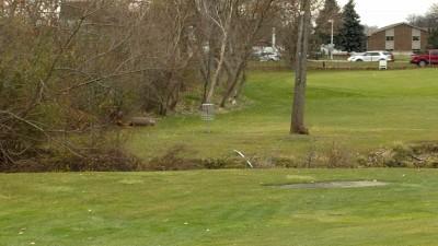 Sunnybrook, Main course, Hole 12 Short approach