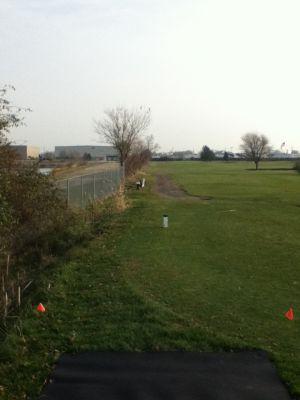 Sunnybrook, Main course, Hole 6 Tee pad