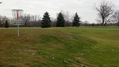 Sunnybrook, Main course, Hole 1 Putt