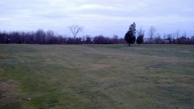 Sunnybrook, Main course, Hole 14 Short tee pad
