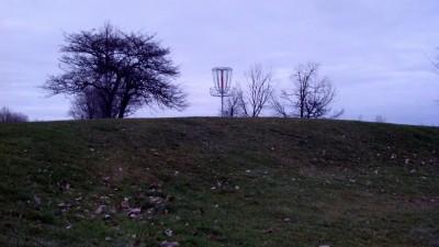 Sunnybrook, Main course, Hole 15 Reverse (back up the fairway)