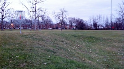 Sunnybrook, Main course, Hole 15 Putt