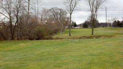 Sunnybrook, Main course, Hole 12 Midrange approach