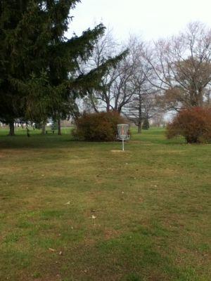 Sunnybrook, Main course, Hole 2 Putt
