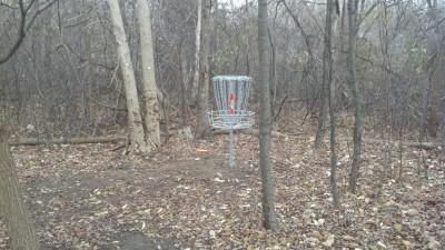 Sunnybrook, Main course, Hole 8 Putt