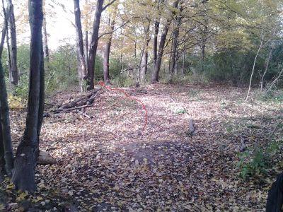 Vicksburg Recreation Area, Main course, Hole 15