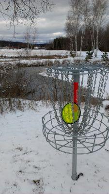 Herman Park, Main course, Hole 6 Short approach