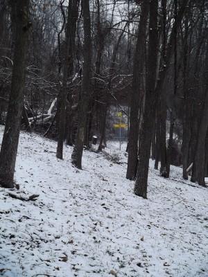 Redeemer Park, Main course, Hole 13 Midrange approach