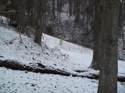 Redeemer Park, Main course, Hole 3 Midrange approach