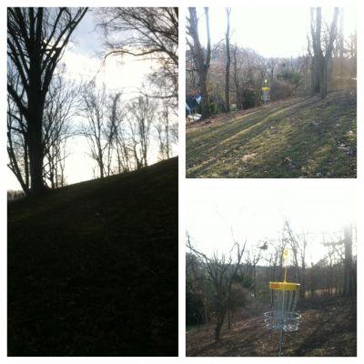 Redeemer Park, Main course, Hole 11